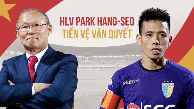 Báo Hàn cho rằng HLV Park Hang-seo đã quá sai với Văn Quyết
