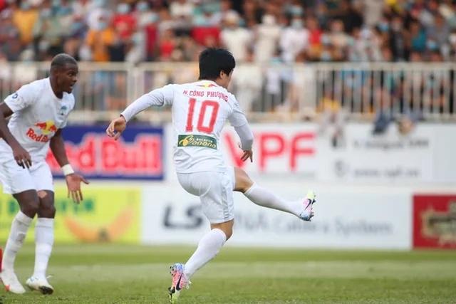 Công Phượng ghi bàn, HAGL đại thắng ngay trên sân Thanh Hóa?