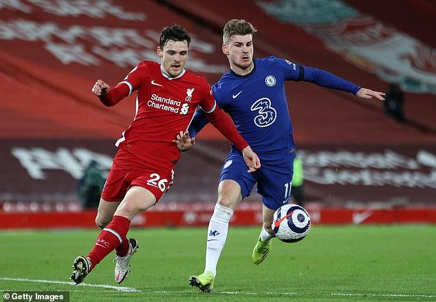 Thua trận thứ 5 tại Anfield, Robertson mong Liverpool hãy quên đi quá khứ