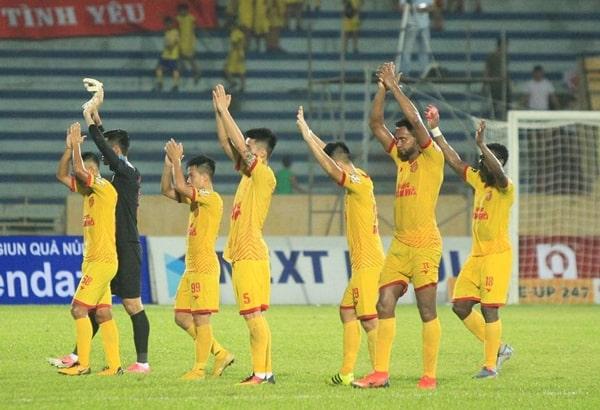 CLB bóng đá Nam Định và một số thành tích tại các giải đấu